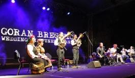 Goran bregoviç'ten İzmir Fuarı'nda konser