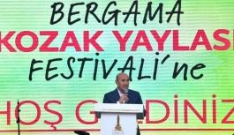 İzmir'in kırsal kalkınmanın başkenti olacak