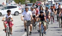 İzmir sağlık için yürüyecek