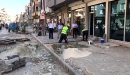 Akdeniz'de çevre düzenleme çalışmaları sürüyor