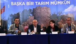 11 büyükşehir belediyesi tarım için toplandı