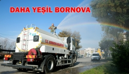 Daha Yeşil ve Temiz Bornova