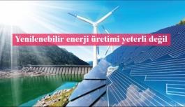 Türkiye'nin enerji üretimini açıklandı