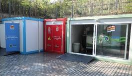 Ayrıştırılmış çöp toplama sistemi başladı