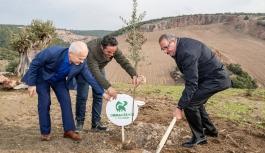 Berlin'den 'Orman İzmir Kampanyası'na destek