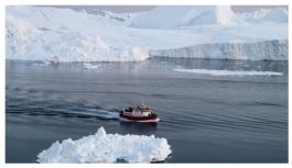 """İklim değişikliği 'hızlanıyor': """"Antarktika ve Grönland buz kütlelerindeki hızlı küçülmeden kaygılıyız"""""""
