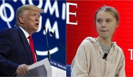 Trump bir öyle bir böyle: Greta'yı dinlemeyi isterdim