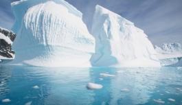 Antarktika'da yeni rekor