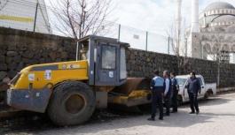 Çevreyi kirleten hurda araçlar yediemin otoparklarına çekildi