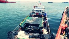 COVID-19 salgını sürecinde gemilerden atık alımı