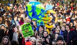 Küresel İklimi Grev'i salgın yüzünden dijital alana taşındı