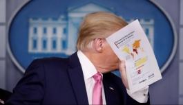 Trump: 'Virüs önemli ölçüde azalıyor, yükselmiyor'