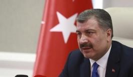 Türkiye Corona Virüs sayısını Bakan Fahrettin Koca açıkladı!