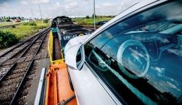 Volvo Cars depo taşımacılığında trene geçiyor