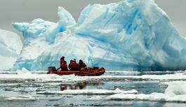 Antarktika'da  yağmur ormanı izleri bulundu!