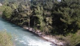 Sır Baraj Gölü'ndeki renk değişimi inceleniyor!