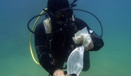 Çevre kirliliğinin yeni aktörleri: Maskeler ve eldivenler...