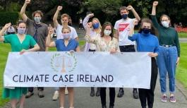 İrlanda'da iklim aktivistleri hükümete karşı açtığı davayı kazandı