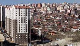 Kentsel dönüşüm için 307 milyon kira yardımı
