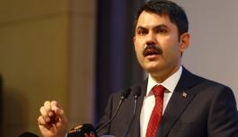 Bakan Kurum'dan Çevre Ajansı açıklaması