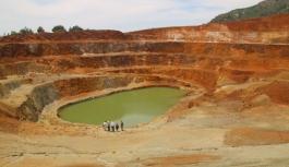 Bölge halkı Çaldağı'ndaki maden sahasına artık 'cehennem çukuru' diyor!