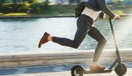 Elektrikli scooter düzenlemesi bu hafta görüşülecek