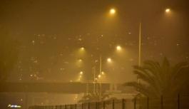 İzmir'de hava kirliliği 'Hassas' derecede