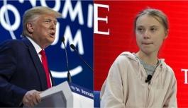 Greta Thunberg, Donald Trump'ı kendi sözleriyle vurdu