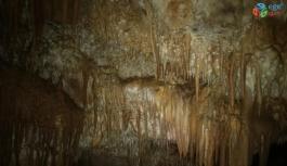 Küre Dağları Milli Parkı'nda 3'ü yatay 2'si dikey 5 mağara keşfedildi