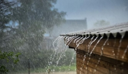 Yağmur suyu artık her zamankinden daha kıymetli!
