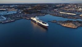 DFDS Çevresel ayak izlerini kademeli bir şekilde azaltmayı hedefliyor
