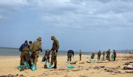 İsrail, kıyılarındaki petrol sızıntısından İran'ı sorumlu tuttu