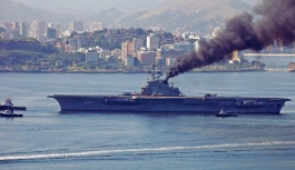 HDP'li Murat Çepni: Asbestli gemi insan sağlığı açısından sakıncalı