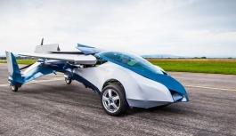 Uçan otomobiller, iklim değişikliği ile mücadelede çözüm olabilir