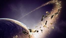 Uzay çöpleri tehlike yarattı!