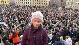 Çevre aktivisti Greta Thunberg yarış teknesiyle Birleşmiş Milletler yolcusu