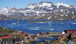 Danimarka ile ABD arasındaki Grönland...