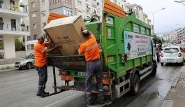 Gaziemir bütçesine, geri dönüşümden yıllık 955 bin lira gelir