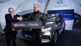 Bu otomobil çevre konusunda dünya rekoru...