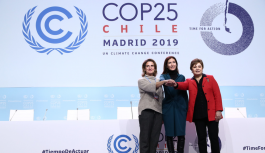 İklim Zirvesi, 196 ülkenin katılımıyla...