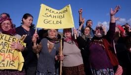 Karaburun'da balık çiftliği protestosu!