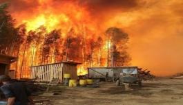 Sibirya ısınıyor orman yangınları çoğalıyor!