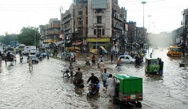 23 milyon kişi sel ve taşkınlara maruz...
