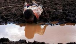 AFRİKA'DA SU KITLIĞI, 2025 YILINA...