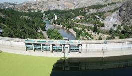 Çubuk 1 Barajı, yeni görünümüyle açılış...