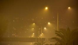 İzmir'de hava kirliliği 'Hassas'...