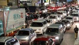 Japonya'dan emisyonları yüzde 40 azaltma...