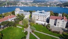Boğaziçi Üniversitesi'nden küresel...