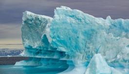 Yeni bir araştırma, Grönland'daki...