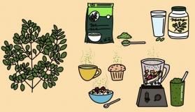 Sağlığımız ve Çevre İçin Faydalı Beş  Gıda